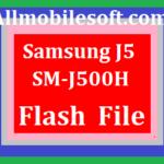 Samsung Galaxy J5 SM-J500H 6.0.1 MarshMallow Firmware