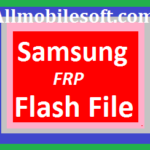 Samsung Galaxy Grand Prime SM-G531F FRP File