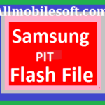 Samsung Galaxy SM-G313HZ PIT File